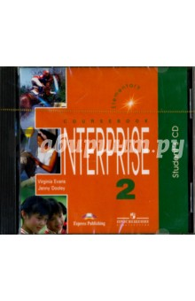 Enterprise 2. Elementary. Student's CD