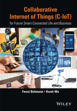 Collaborative Internet of Things (C-IoT). for Future Smart Connected Life and Business