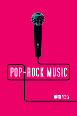 Pop-Rock Music. Aesthetic Cosmopolitanism in Late Modernity
