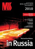 Metal supply & sales 2010