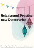 Science and Practice: new Discoveries. Proceedings of materials the nternational scientific conference. Czech Republic, Karlovy Vary – Russia, Moscow, 24-25 October 2015