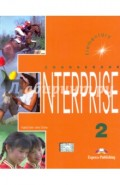 Enterprise 2. Student's Book. Elementary. Учебник