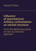 Influence of asymmetrical military confrontation on market structure. From the Behavioral point of view by Semiotic approach