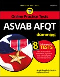 ASVAB AFQT For Dummies. With Online Practice Tests