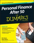Personal Finance After 50 For Dummies