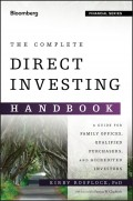 The Complete Direct Investing Handbook. A Guide for Family Offices, Qualified Purchasers, and Accredited Investors
