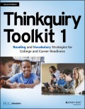 Thinkquiry Toolkit 1. Reading and Vocabulary Strategies for College and Career Readiness