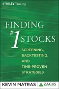 Finding #1 Stocks. Screening, Backtesting and Time-Proven Strategies