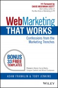 Web Marketing That Works. Confessions from the Marketing Trenches
