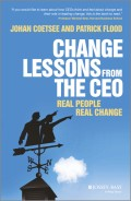 Change Lessons from the CEO. Real People, Real Change