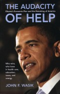 The Audacity of Help. Obama's Stimulus Plan and the Remaking of America