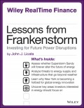 Lessons from Frankenstorm. Investing for Future Power Disruptions