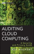 Auditing Cloud Computing. A Security and Privacy Guide