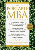 The Portable MBA