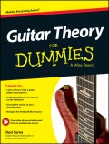 Guitar Theory For Dummies. Book + Online Video & Audio Instruction
