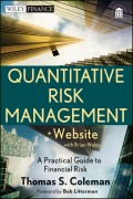 Quantitative Risk Management. A Practical Guide to Financial Risk