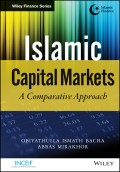 Islamic Capital Markets. A Comparative Approach