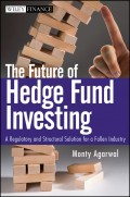 The Future of Hedge Fund Investing. A Regulatory and Structural Solution for a Fallen Industry