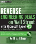 Reverse Engineering Deals on Wall Street with Microsoft Excel + Website. A Step-by-Step Guide