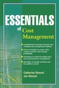 Essentials of Cost Management