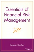 Essentials of Financial Risk Management