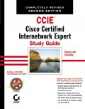CCIE: Cisco Certified Internetwork Expert Study Guide. Routing and Switching