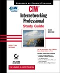 CIW Internetworking Professional Study Guide. Exam 1D0-460