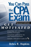 You Can Pass the CPA Exam. Get Motivated!