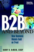 B2B and Beyond. New Business Models Built on Trust
