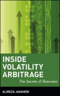 Inside Volatility Arbitrage. The Secrets of Skewness