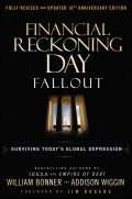 Financial Reckoning Day Fallout. Surviving Today's Global Depression