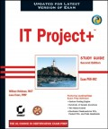 IT Project+ Study Guide. Exam PK0-002