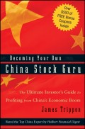 Becoming Your Own China Stock Guru. The Ultimate Investor's Guide to Profiting from China's Economic Boom