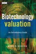Biotechnology Valuation. An Introductory Guide