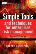 Simple Tools and Techniques for Enterprise Risk Management