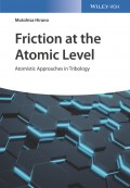 Friction at the Atomic Level. Atomistic Approaches in Tribology