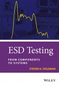 ESD Testing. From Components to Systems