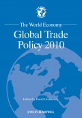 The World Economy. Global Trade Policy 2010