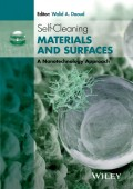 Self-Cleaning Materials and Surfaces. A Nanotechnology Approach