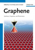 Graphene. Synthesis, Properties, and Phenomena