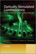 Optically Stimulated Luminescence. Fundamentals and Applications
