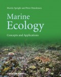 Marine Ecology. Concepts and Applications