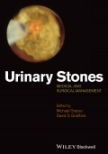Urinary Stones. Medical and Surgical Management