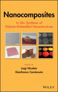 Nanocomposites. In Situ Synthesis of Polymer-Embedded Nanostructures