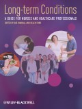 Long-Term Conditions. A Guide for Nurses and Healthcare Professionals