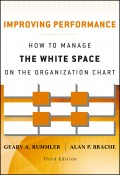 Improving Performance. How to Manage the White Space on the Organization Chart