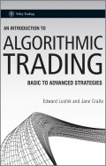 An Introduction to Algorithmic Trading. Basic to Advanced Strategies