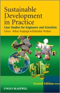 Sustainable Development in Practice. Case Studies for Engineers and Scientists
