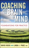 Coaching with the Brain in Mind. Foundations for Practice