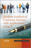 Modern Analysis of Customer Surveys. with Applications using R